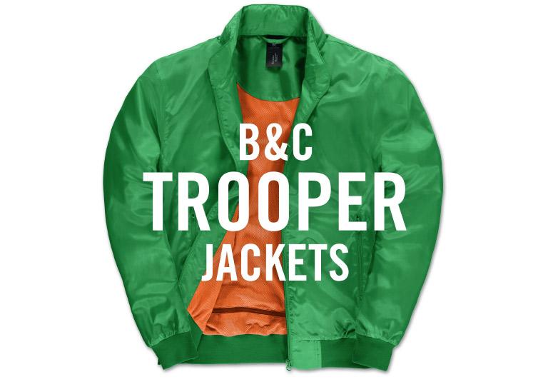 B&C Trooper jackets
