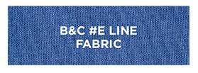 B&C Exact #E Fabric
