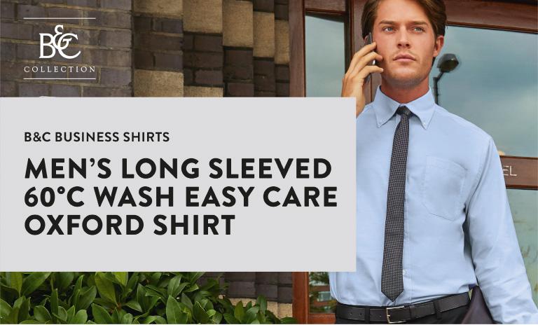 B&C Business shirts