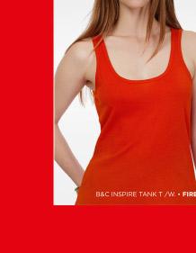 B&C Inspire Tank Top